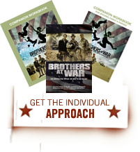 Get the Brothers at War Individual Approach