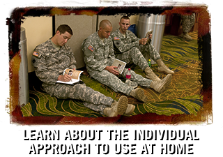 Learn about the Brothers at War Individual Approach for your home