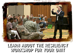Learn about the Brothers at War Resiliency Workshop for your Unit