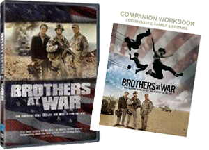 Brothers at Wa tr Family Resiliency Kit
